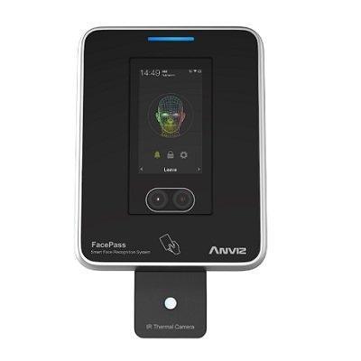 Anviz FacePass 7 IRT Touchless for Securer Identification