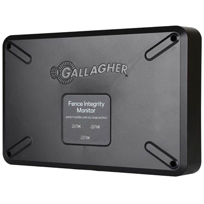 Gallagher Fence Integrity Monitor (FIM) For Consistent Circuit Monitoring