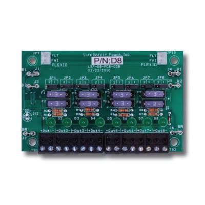 FlexPower D8 power distribution module