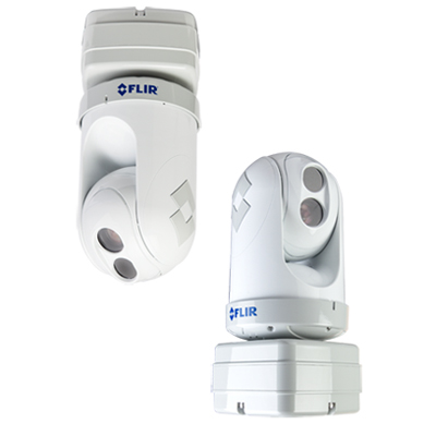 FLIR Systems D-625 outdoor PTZ dome thermal camera