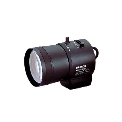 Fujinon DV10x7B-SA2 CCTV camera lens with direct drive iris