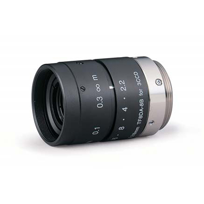 Fujinon TF8DA-8B Manual Iris Fixed Lens