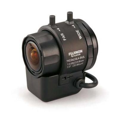 Fujinon YV2.8x2.8LA-SA2L DC auto iris lens with 2.8 ~ 8mm focal length