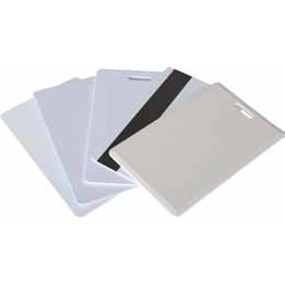 Gallagher MAGSTRIPE CARD is punchable and feature dye-sublimation printing