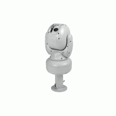 Ganz C-ADN3VX36YPT dome camera with vandal resistant built