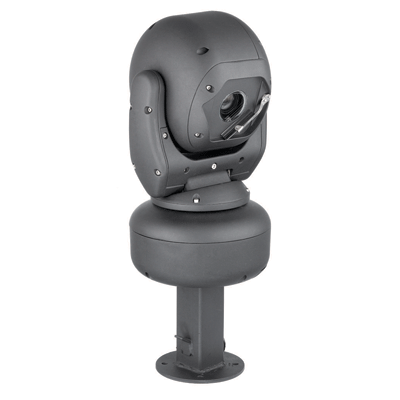 Ganz CN-ADN3X18YPT-B dome camera with outstanding image stabilisation