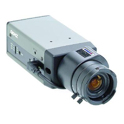 Ganz FCH-25C is a high resolution monochrome camera with 570 TVL