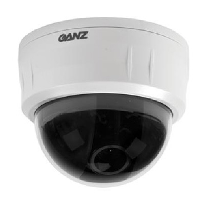 Ganz ZC-D4039PHA is a high resolution colour dome camera with 540 TVL
