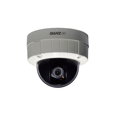 Ganz ZN-DT2MAP PixelPro IP outdoor dome camera