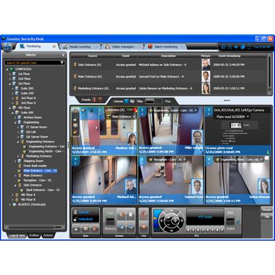 Genetec Security Center 5.1 CCTV software