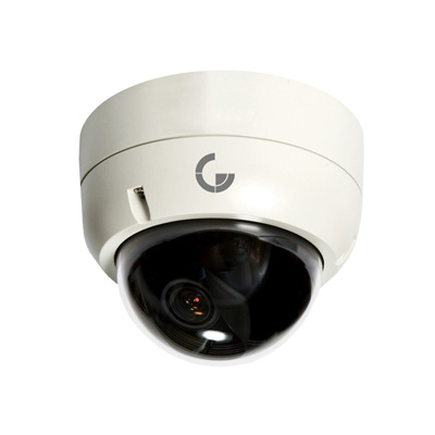 Genie CCTV Limited AVRCD5370PX  vandal resistant dual mount WDR dome camera