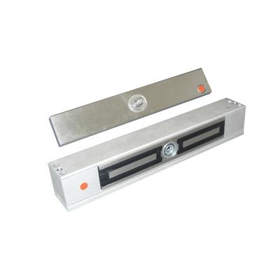Genie CCTV Limited GAMEM 2400 slim line specialist vortex surface mount magnetic lock + door status