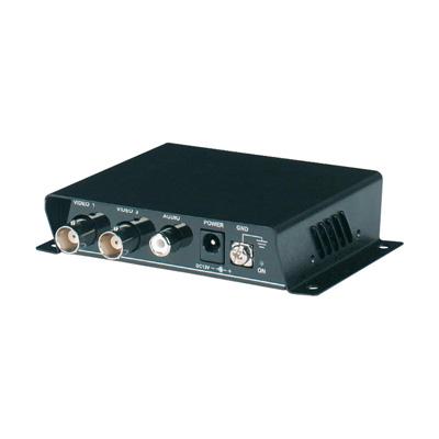 Genie CCTV Limited GTA002 1 channel  UTP active video alarm & data transmitter