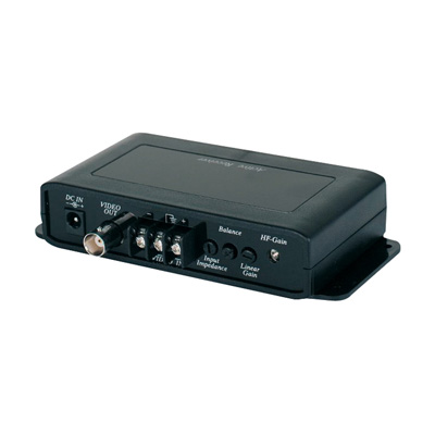 Genie CCTV Limited GTA005 1 channel UTP active video transmitter and rejection and surge