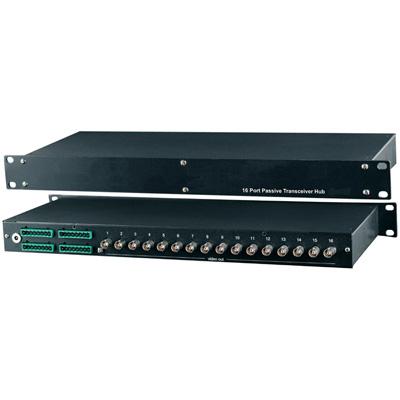 Genie CCTV Limited GTH016 - 16 channel UTP passive video transceiver hub
