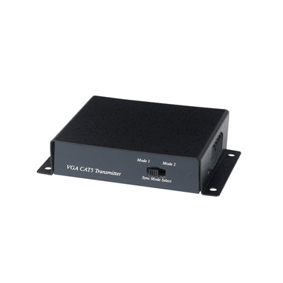 Genie CCTV Limited GVGA-EXT VGA extender kit using CAT-5E cable