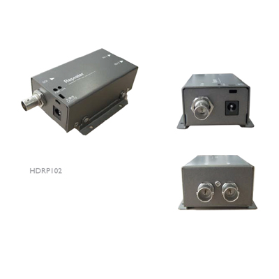 Genie CCTV Limited HDRP102 repeater and distributor