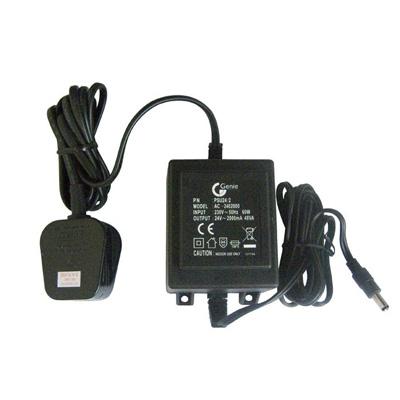 Genie CCTV Limited PSU24/2  24 V AC 2A CCTV power supply