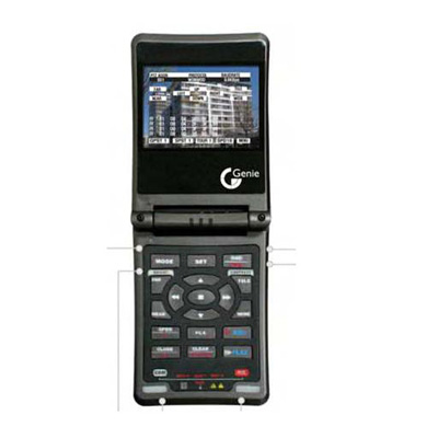 Genie CCTV Limited RAPPORT III portable tester