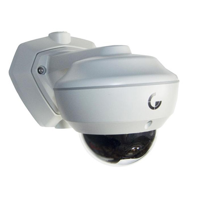 Genie CCTV Limited VRD43/12 vandal dome with 4-9mm DC AI VF lens