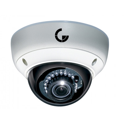 VRD63IR true day / night varifocal IR LED dome camera