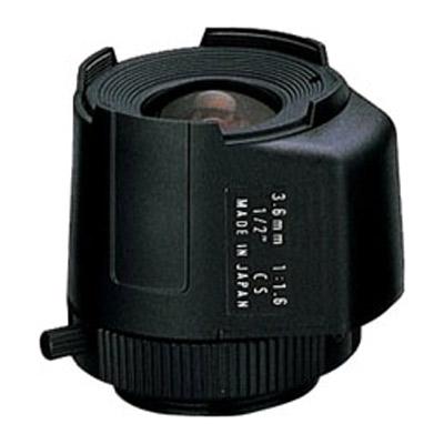 Geutebruck 3.6AI-DC megapixel lens with a fixed focal