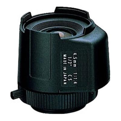 Geutebruck 4.5AI-DC fix focal lens with direct controlled iris.