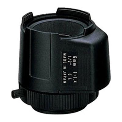 Geutebruck 6.0AI-DC megapixel lens with a fixed focal