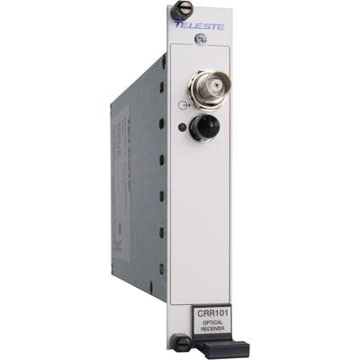 Geutebruck CRR-101 single channel composite video fibre optic receiver module