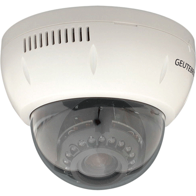 Geutebruck EcoFD-2310 dome camera with IR LED