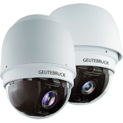 Geutebruck G-Cam/GNSD1880 high resolution Full HD dome