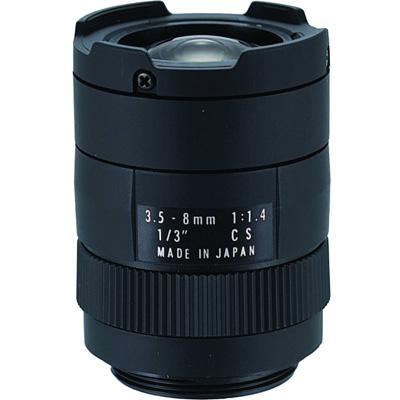 Geutebruck G-Lens/VF3,5-8MI-1/3-DN manual day/night vario focal lens