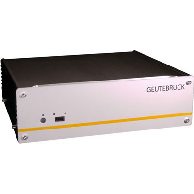 The G-Scope/1000 NVR - One Of Many New Geutebruck Products Introduced At Security 2012