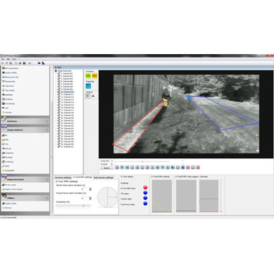 Geutebruck's new G-Tect/VMX – professional detection, smart and simple