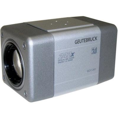 Geutebruck GCC-261 compact high resolution day/night camera with 480 TVL