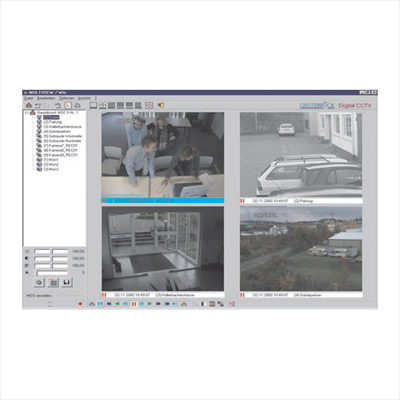 Geutebruck GeViSoft - video management system software from Geutebruck