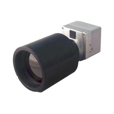 Geutebruck GTIC-HR/100mm/9Hz compact thermal imaging camera with 100 mm lens