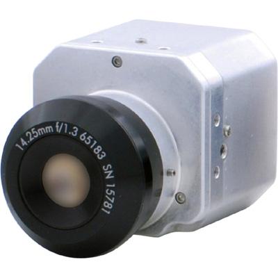 Geutebruck GTIC-SR CCTV camera with the high-speed pan/tilt system.
