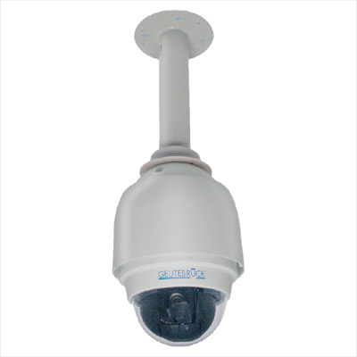 Geutebruck GVD-860/2 High-resolution day/night dome camera with motor zoom lens