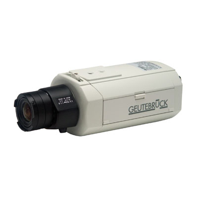 Geutebruck GVK-310/DC - High resolution DSP-B/W-camera