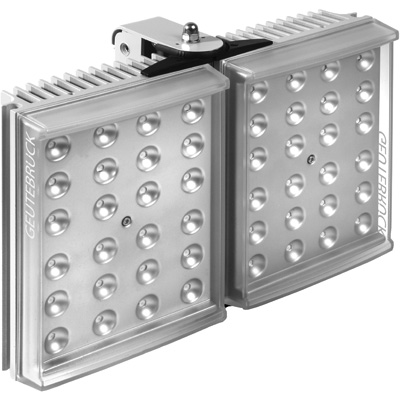 Geutebruck Helios/L-WL-30 CCTV camera lighting with PSU-integrated twilight switch