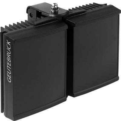 Geutebruck Helios/M-IR-50 CCTV camera lighting with PSU-integrated twilight switch