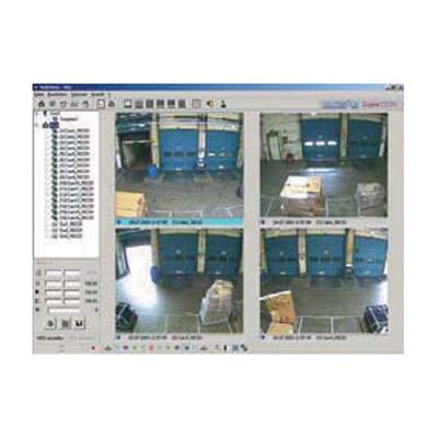 Geutebruck MultiView - MultiScope viewer CCTV software from Geutebruck