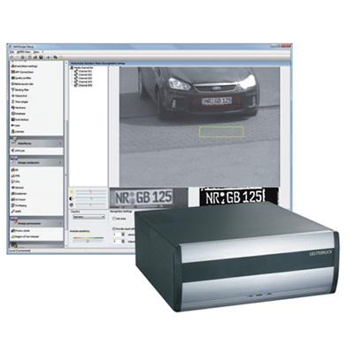 Geutebruck Nano DVR CCTV software