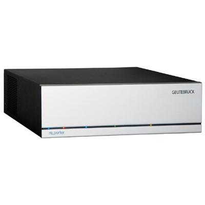Geutebruck re_porter-4/econ is a Hybrid Recorder re_porter for digital storage and transmission of video signals based on the GEUTEBRÜCK optimized MPEG4 CCTV-Standard.