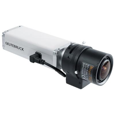 Latest TopLine IP cameras from Geutebruck