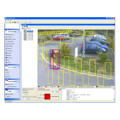 VCA4IP, Geutebruck's video content analysis, now available for third party IP cameras