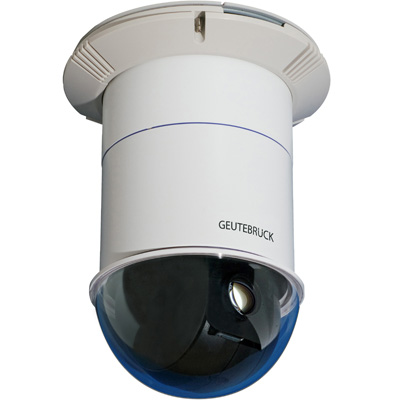 Geutebruck VIPCAM-GNSD671 remote-controllable extremely high-resolution 1/4-inch day/night dome