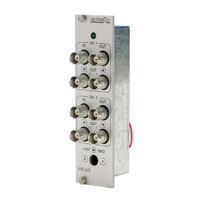 Geutebruck VVS-3/2 - Video Distribution Amplifier