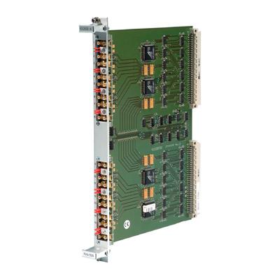 Geutebruck ViCros III VX3 - X16/16S - 16 outputs input card